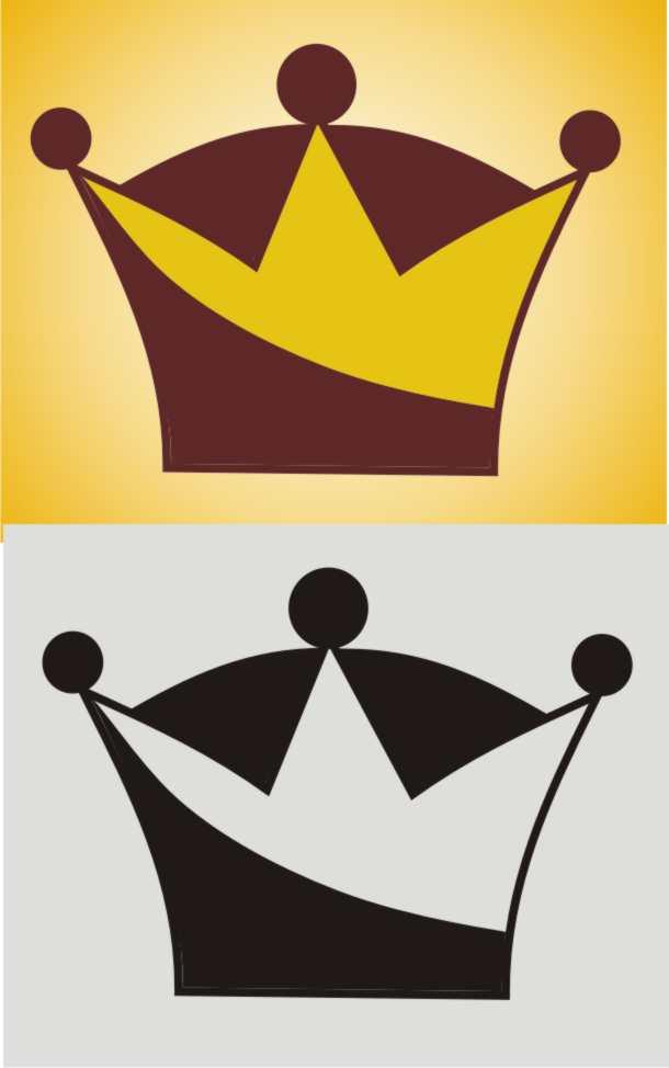 """Доработать дизайн логотипа кафе-кондитерской """"Царь-Киви"""" фото f_2665a02188f8a940.jpg"""
