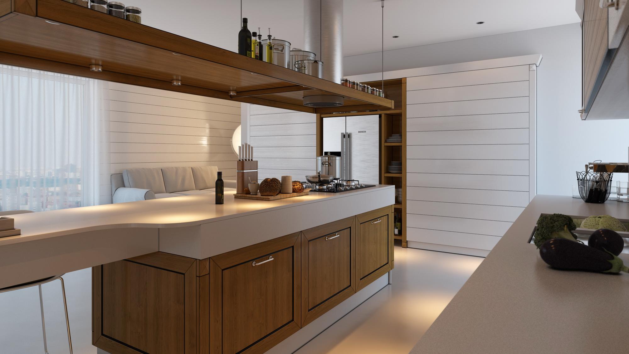 Кухня Мария 1