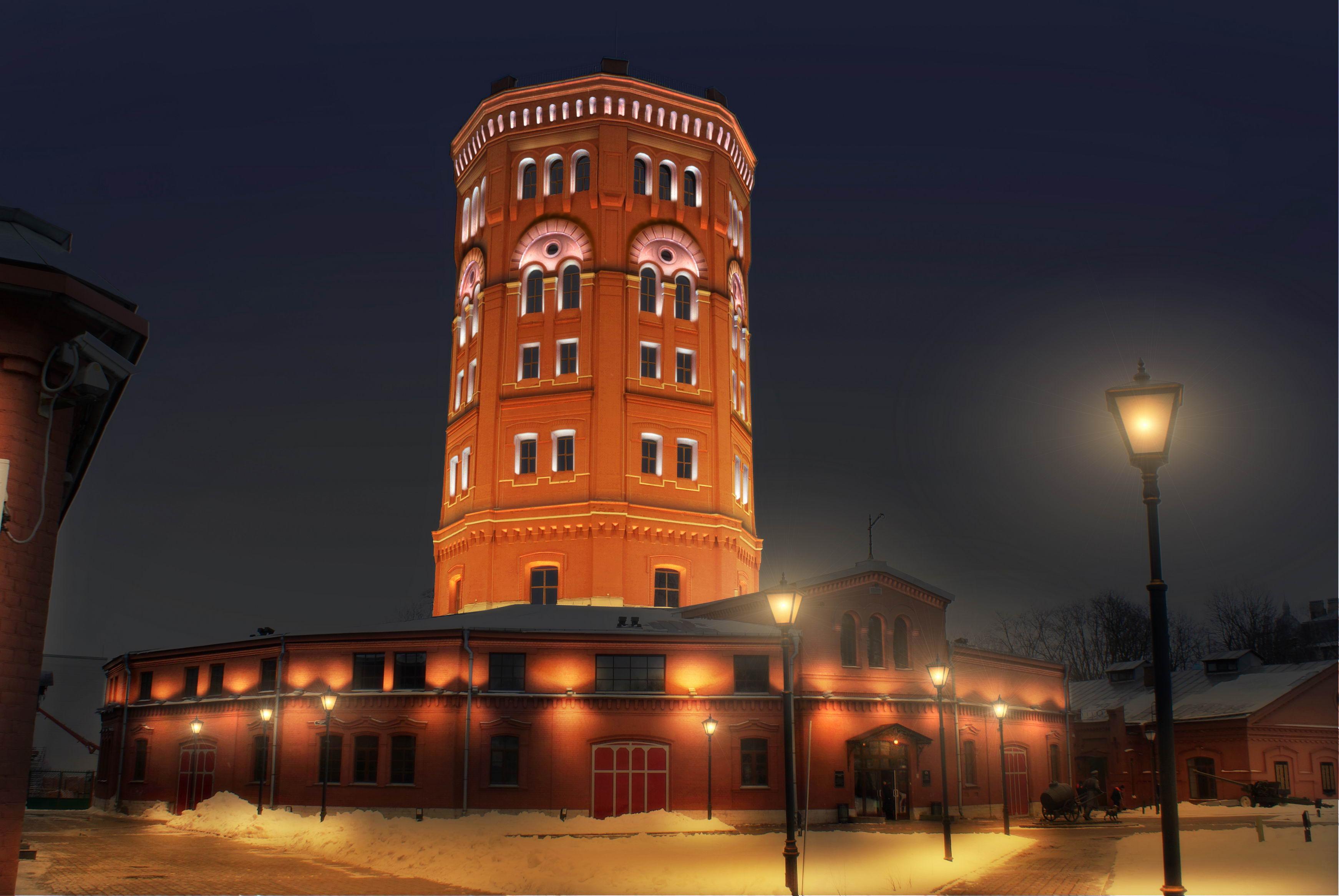 Башня, Водоканал.