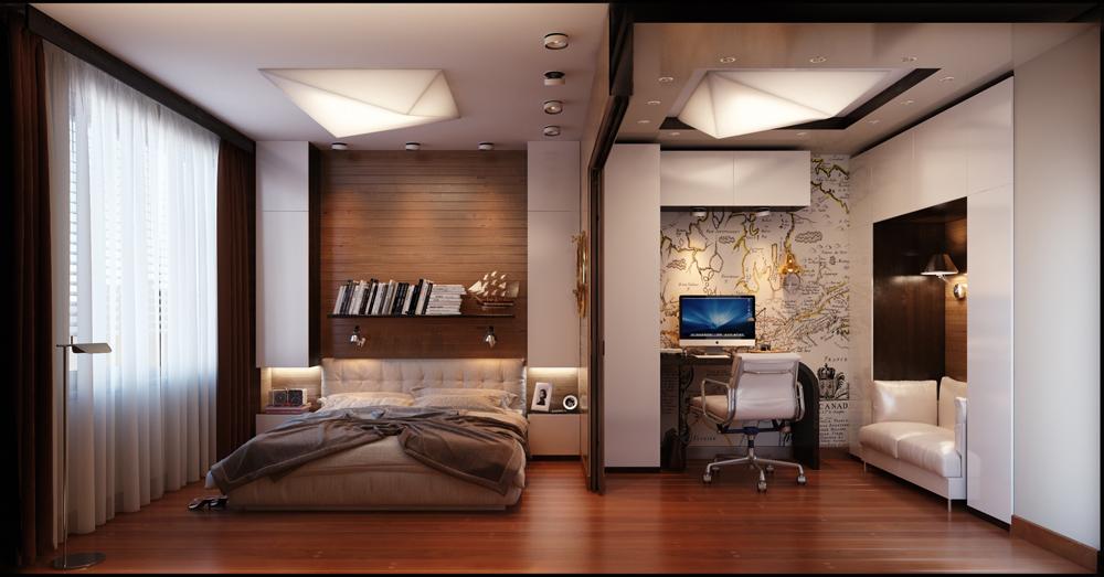 Квартира в яхтенном стиле 2
