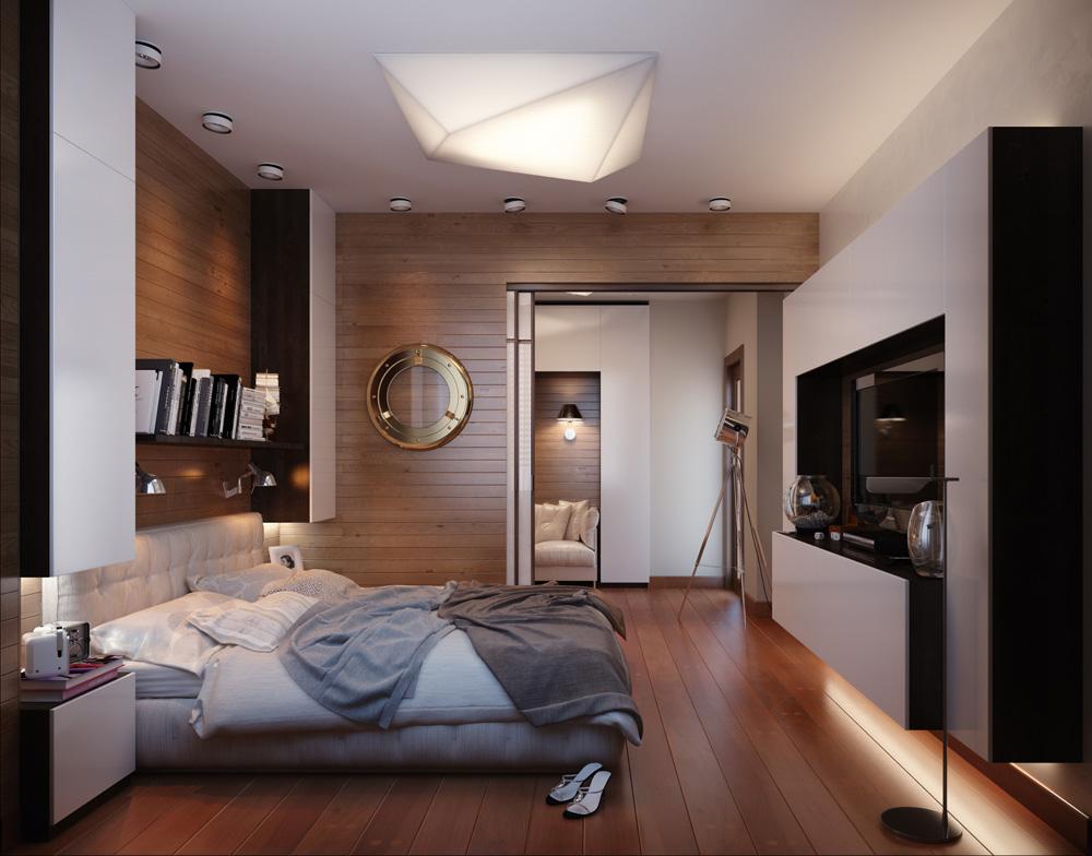 Квартира в яхтенном стиле 3