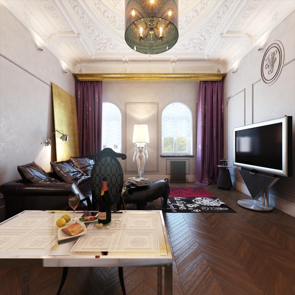 Квартира в Петербурге 2