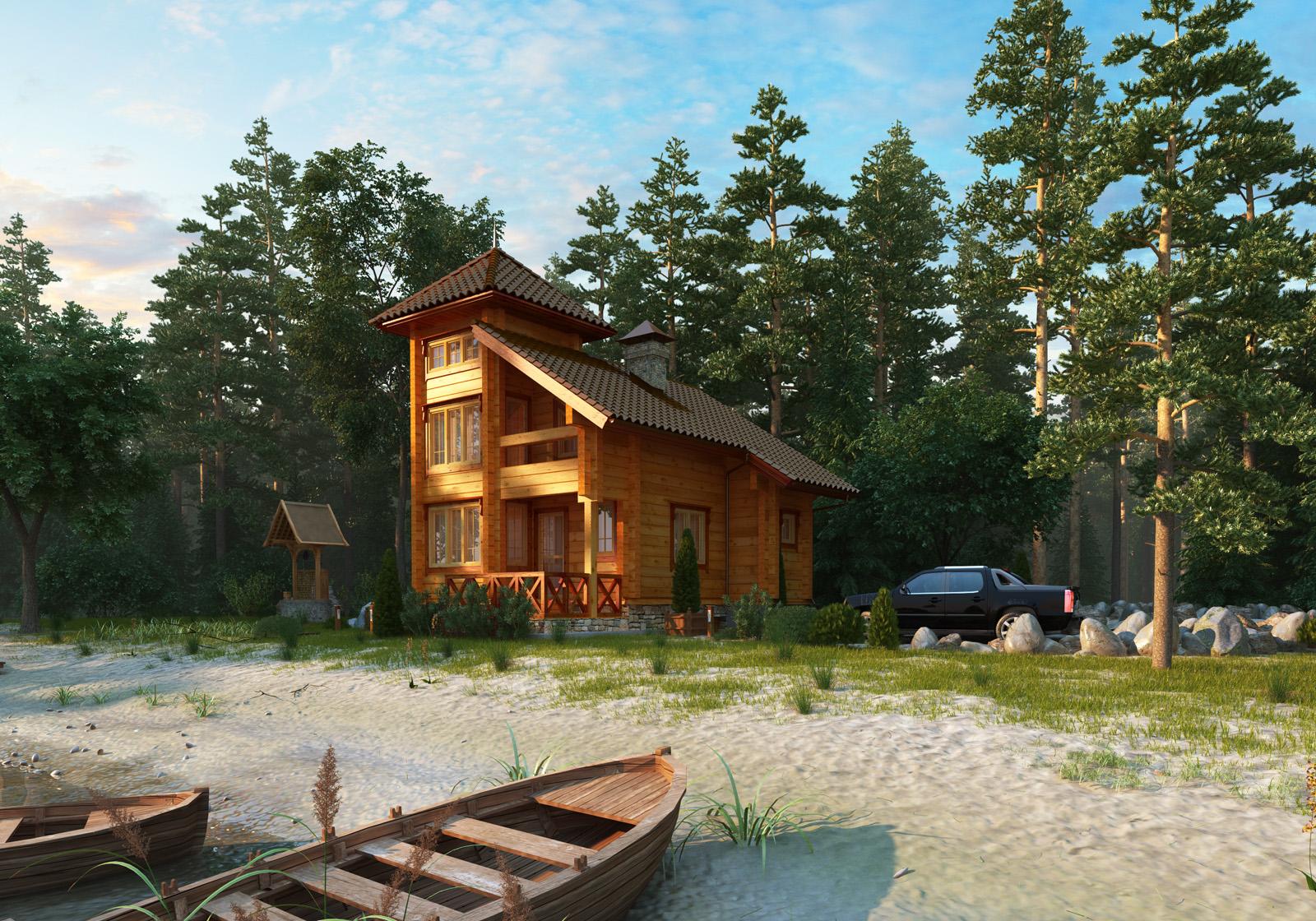 Дом рыбака 2