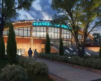 Архитектурное освещение Усачевского рынка