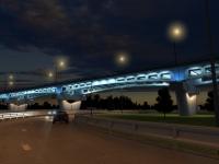 Транспортная развязка в Сургуте