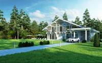 Частный дом (вид2)