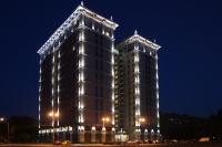 Архитектурное освещение здания. Фото1