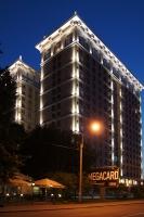 Архитектурное освещение здания. Фото2