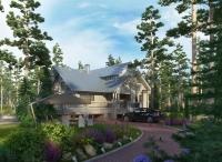 дом на финском заливе 3