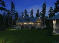 дом на финском заливе (ночь1)