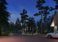 дом на финском заливе (ночь2)