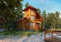 Дом рыбака 3