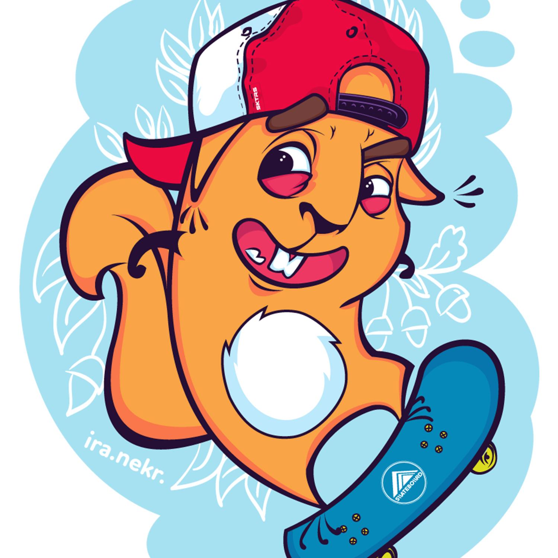 Конкурс на создание персонажа для сайта компании «Экодрифт» фото f_71559e37b83e1992.jpg