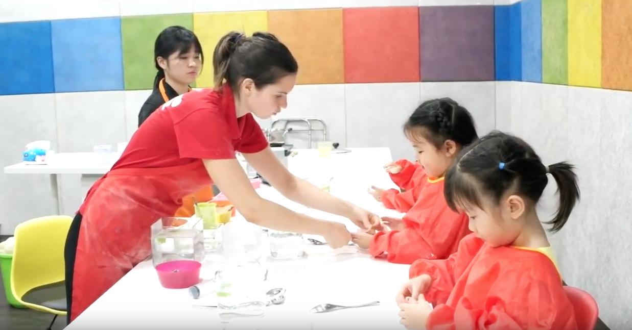 Видеомонтаж детской школы