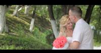 ВИДЕОМОНТАЖ  свадебного клипа