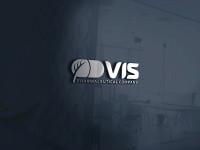 """Логотип для фармацевтической компании """"VIS"""" занял 1-е место в конкурсе."""