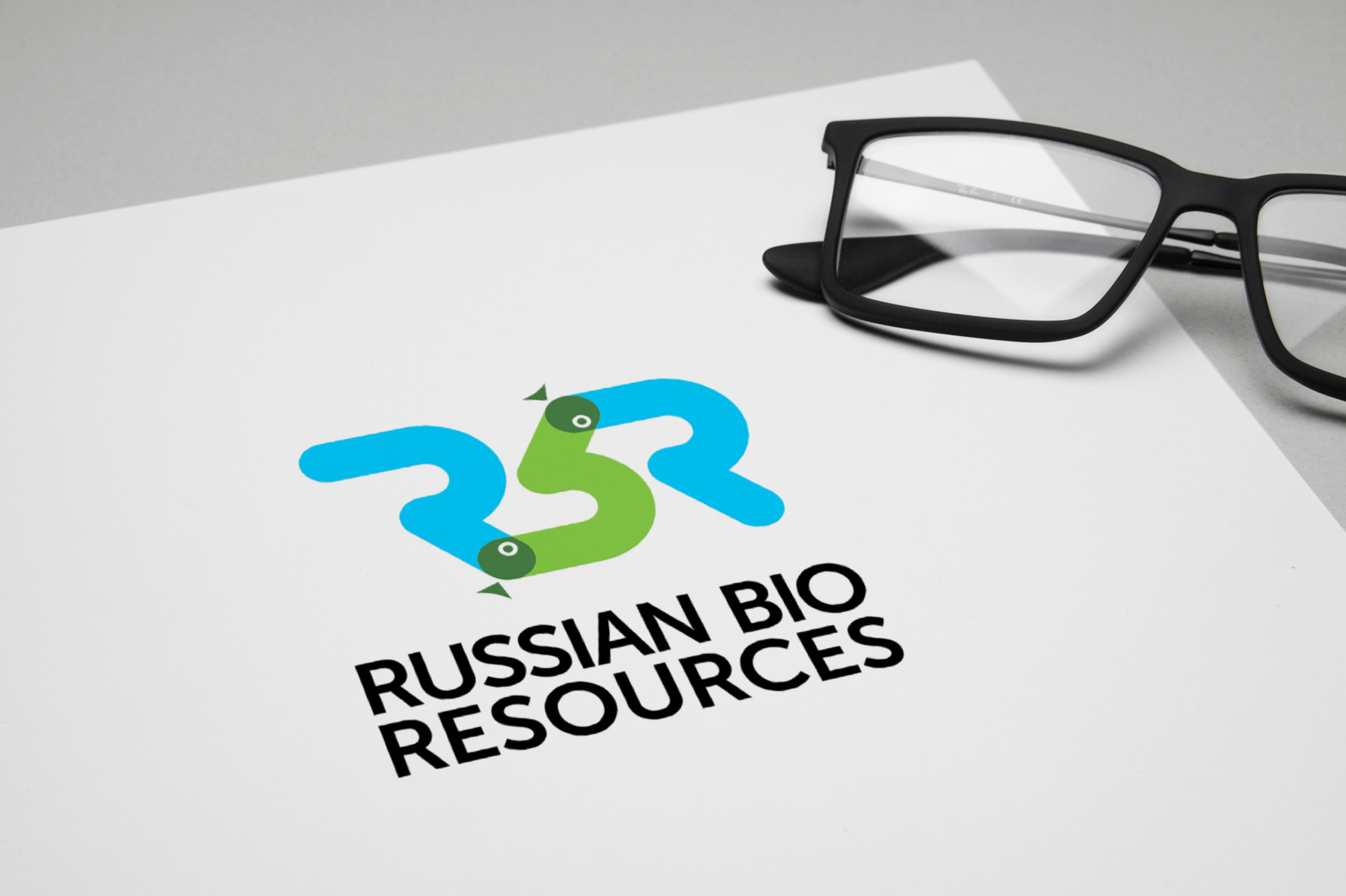 Разработка логотипа для компании «Русские Био Ресурсы» фото f_16258f61ffc6759d.jpg