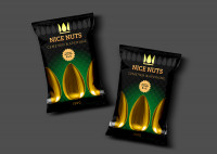 """Дизайн упаковки для семечек """"Nice Nuts"""""""