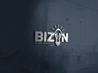 "Логотип для компании ""BIZON"" занял 1-е место в конкурсе."