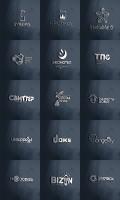 Все эти работы заняли 1-е место в конкурсе логотипов.