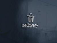 "Логотип для компании ""sellderey"" занял 1-е место в конкурсе."