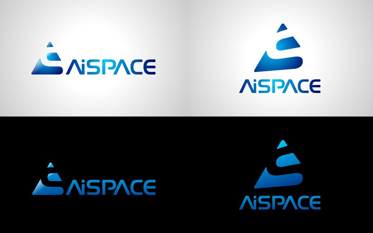 Разработать логотип и фирменный стиль для компании AiSpace фото f_36851b18551b37f0.png