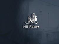 """Логотип для риэлторской компании """"NB Realty"""" занял 1-е место в конкурсе."""