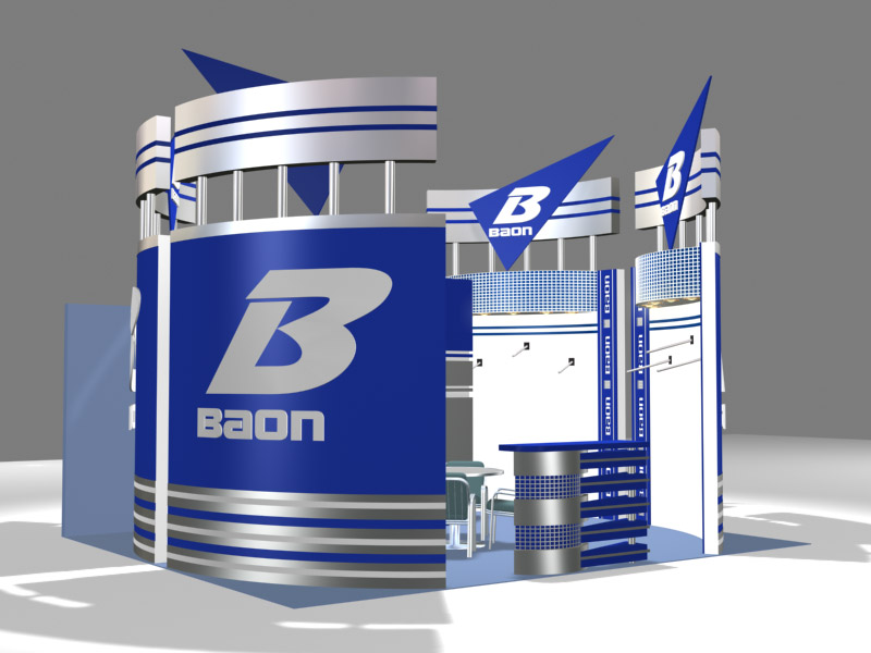 """Стенд """"Baon"""" - 2"""