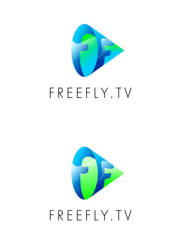 Логотип для общественного интернет-телевидения FreeFly фото f_4fa3d78522c88.png
