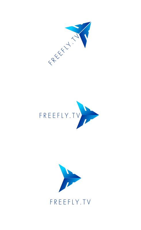 Логотип для общественного интернет-телевидения FreeFly фото f_4fa3dccc1ba4e.png