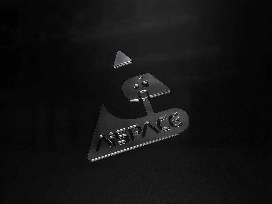 Разработать логотип и фирменный стиль для компании AiSpace фото f_54451b00324df0ee.jpg