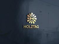 """Логотип для столярной мастерской """"HOlZTAG"""" (сделан на заказ)"""