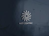"Логотип для компании ""NET CENTRIC"" занял 1-е место в конкурсе."