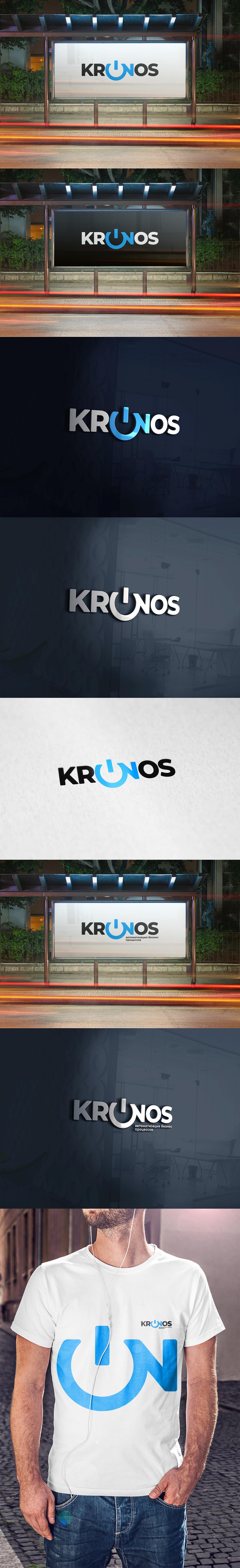 Разработать логотип KRONOS фото f_7685fb57668502cc.jpg