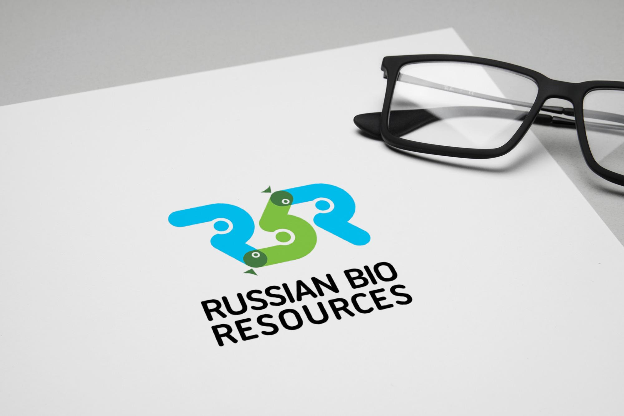 Разработка логотипа для компании «Русские Био Ресурсы» фото f_82558f6223928dac.jpg