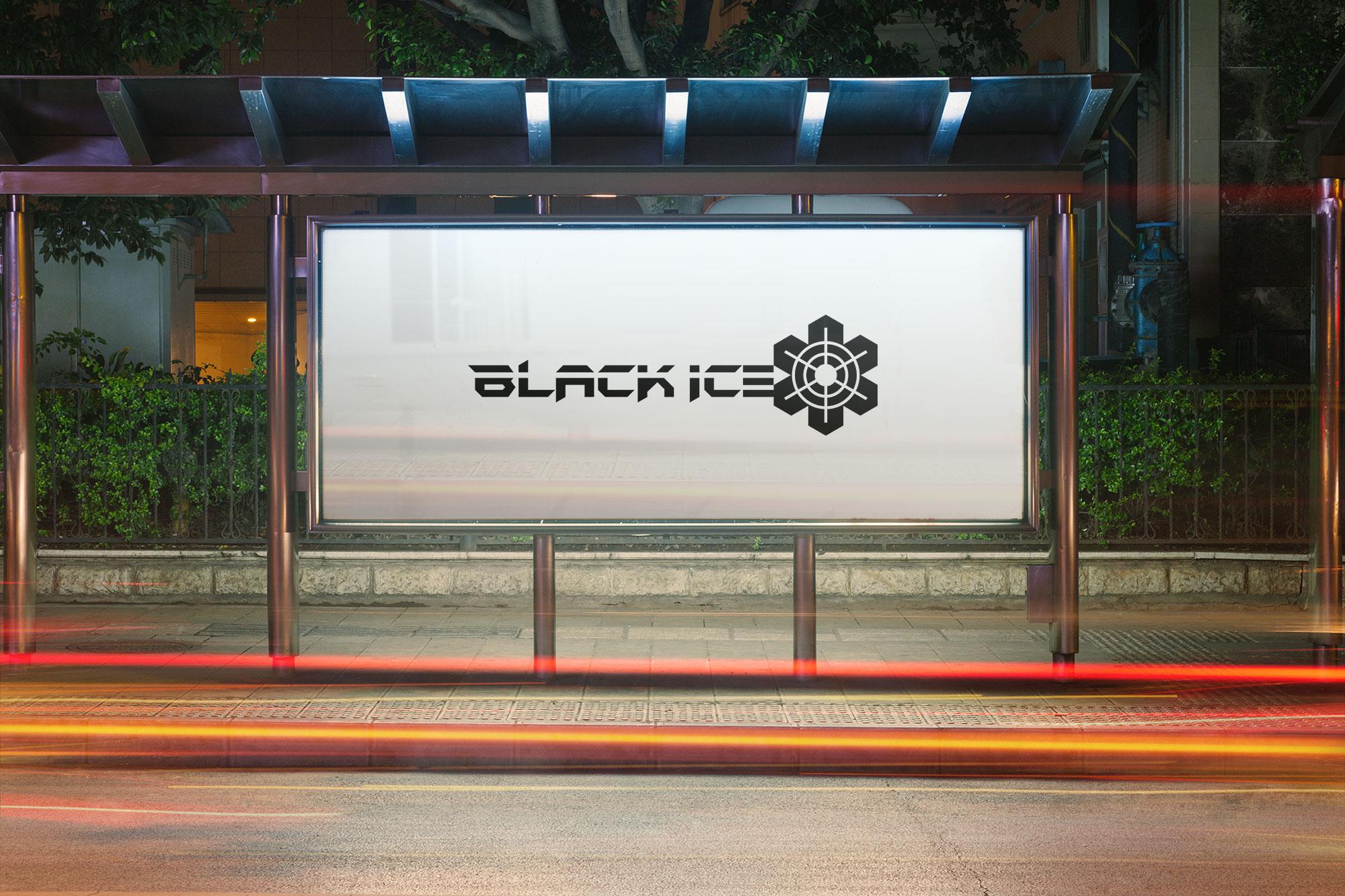 """Логотип + Фирменный стиль для компании """"BLACK ICE"""" фото f_9035714cdbb45cef.jpg"""