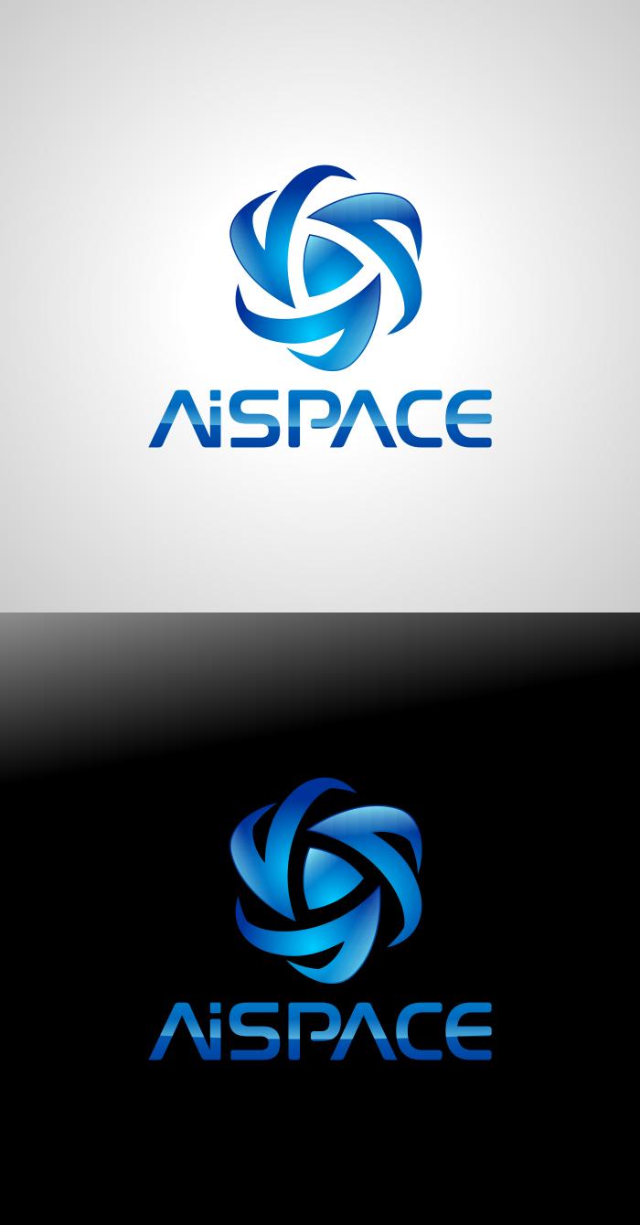 Разработать логотип и фирменный стиль для компании AiSpace фото f_94951b1ab4564e49.png