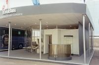 стенд «EVOBUS Crysler Mercedes»