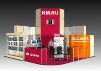 стенд «KM.RU»