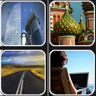 Сайт Онлайн путеводитель по России