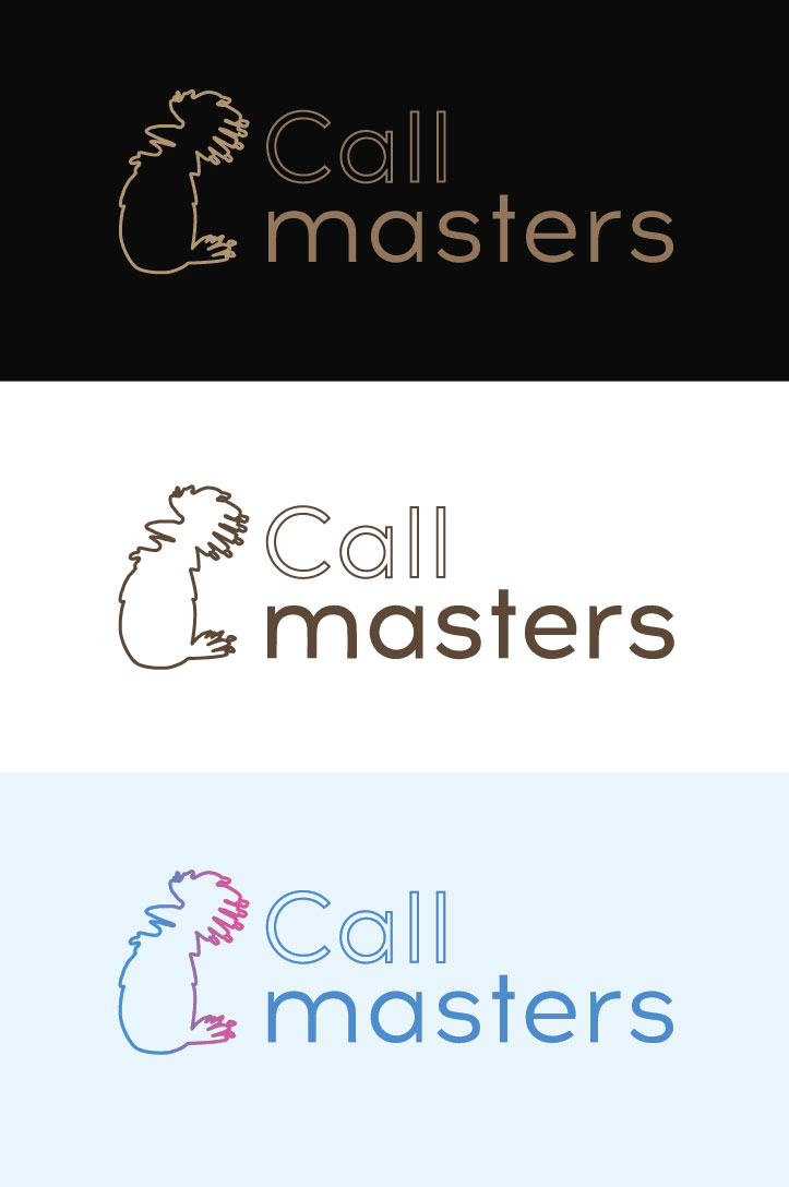 Логотип call-центра Callmasters  фото f_2555b6d80ade99da.jpg