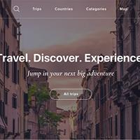 Сервис для путешественников. Проектирование и дизайн