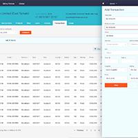 Админ портал для компании DataGate. Проектирование, дизайн