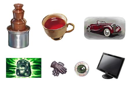 примеры различных иконок