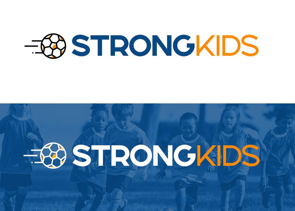 Логотип для Детского Интернет Магазина StrongKids фото f_7385c6c6ad3d7844.jpg