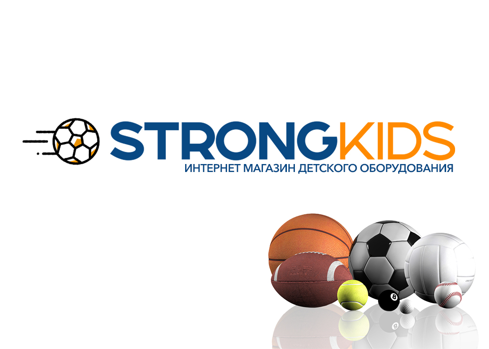 Логотип для Детского Интернет Магазина StrongKids фото f_9105c6c71047327d.jpg