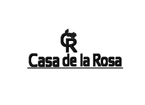 Логотип + Фирменный знак для элитного поселка Casa De La Rosa фото f_2325cd5ac507546b.png