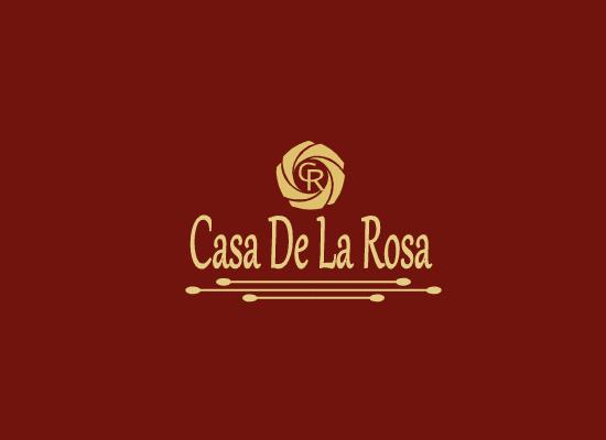 Логотип + Фирменный знак для элитного поселка Casa De La Rosa фото f_8975cd9b3f3a5ea8.png