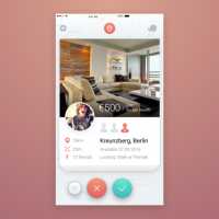 HelloHome - App for Searching Neighbors