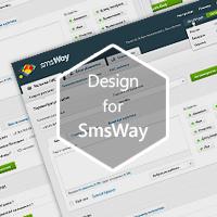 Sms-way - приложение для отправки смс сообщений